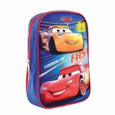 Рюкзак .1Вересня дитячий м`яка  спинка CARS 25*17*6