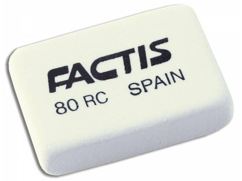 Гумка для олівця Factis 80RC