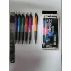 Ручка кулькова автоматична *Winning 2036А (PULSAR) 0.7 мм.