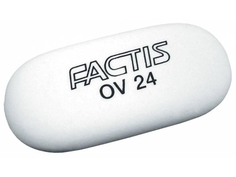 Гумка для олівця Factis OV24
