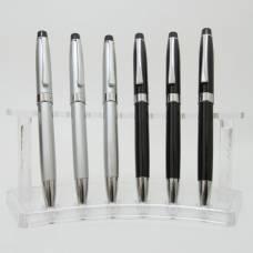 Ручка подарункова Baixin 51 MIX поворотний механізм