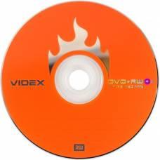 Диск DVD+RW Videx 4.7Gb bulk 50 4x