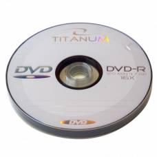 Диск DVD+R Titanum 4.7Gb bulk 50 16x