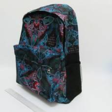 Рюкзак VL з карманом ВІЗЕРУНКИ 42*30*13см
