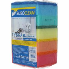 губка кухонна BUROCLEAN EuroStandart 100*70мм. (5шт.)