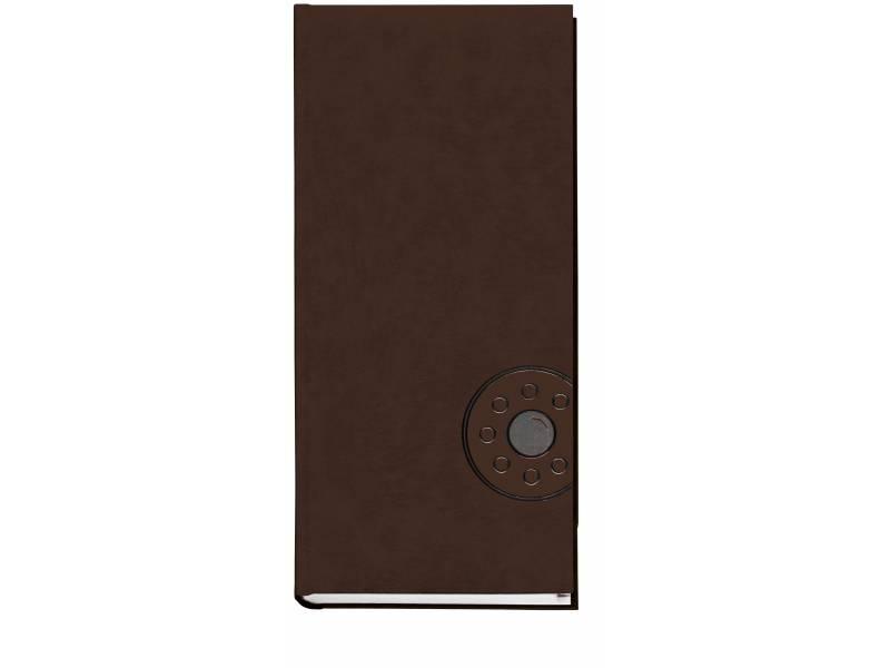 Поліграфіст В213 А4 135*285мм (05) баладек, коричневий
