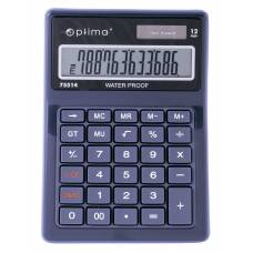 Калькулятор бухгалтерський Optima 75514, 12р. (171*120мм) ВОДОЗАХИЩЕНИЙ