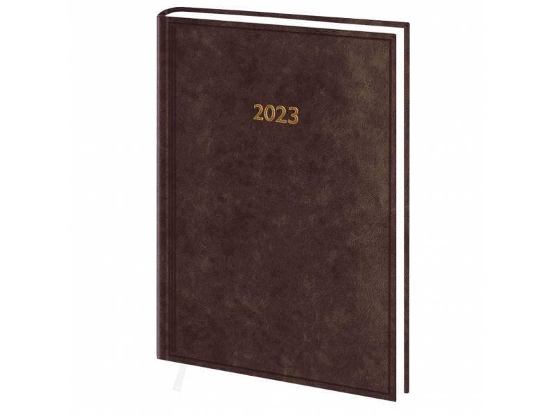 Діловий щоденник датований Поліграфіст В240 (05) ARIANE баладек, коричневий