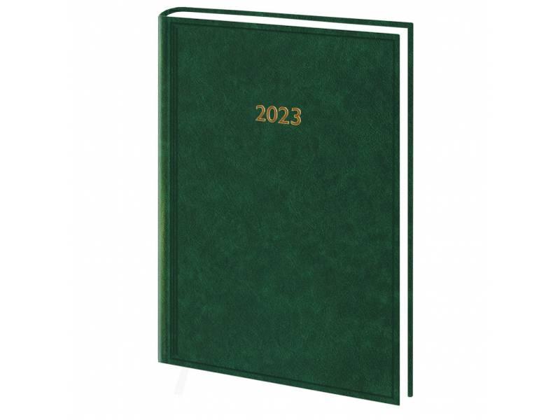 Діловий щоденник датований Поліграфіст В240 (05) ARIANE баладек, зелений