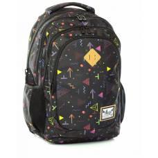 Рюкзак LK м`який анатомічна спинка California L LOS ANGELES синій 46*34*15 см