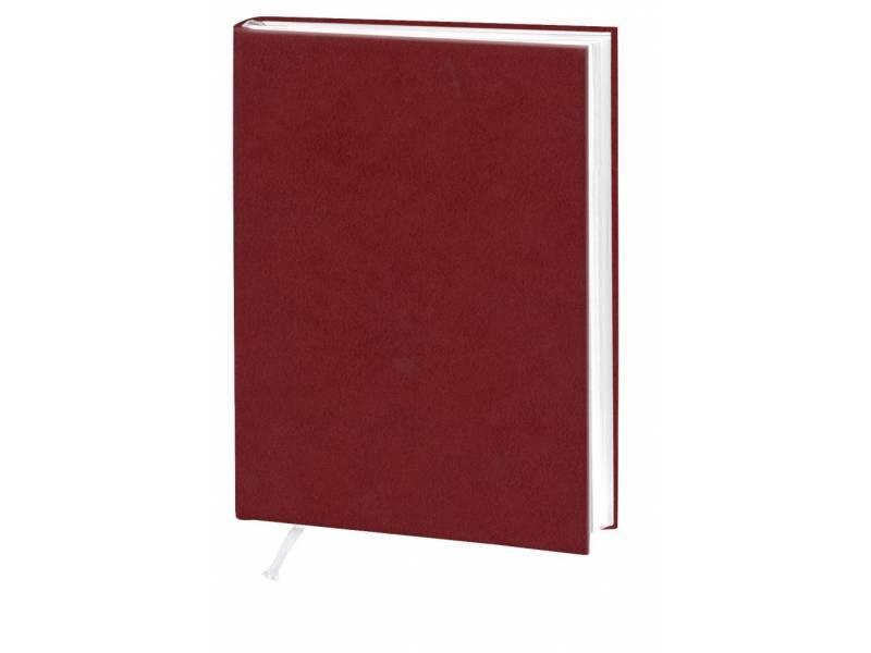 Діловий щоденник Поліграфіст А5 В241 баладек ARIANE, бордо лінія