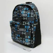 Рюкзак VL з карманом ШАХМАТКА 42*30*13см