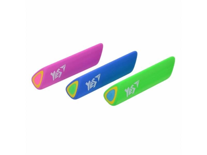 Гумка для олівця Yes AIR трикутний