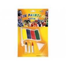 Фарби для обличчя LK №21839-6 4+3кол.