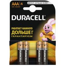 Елемент живлення alkaline Duracell LR03 (1*12)