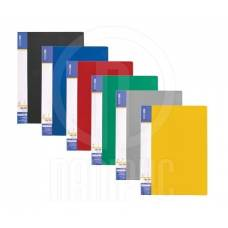 Папка файлер Economix 80 файлів, асорті