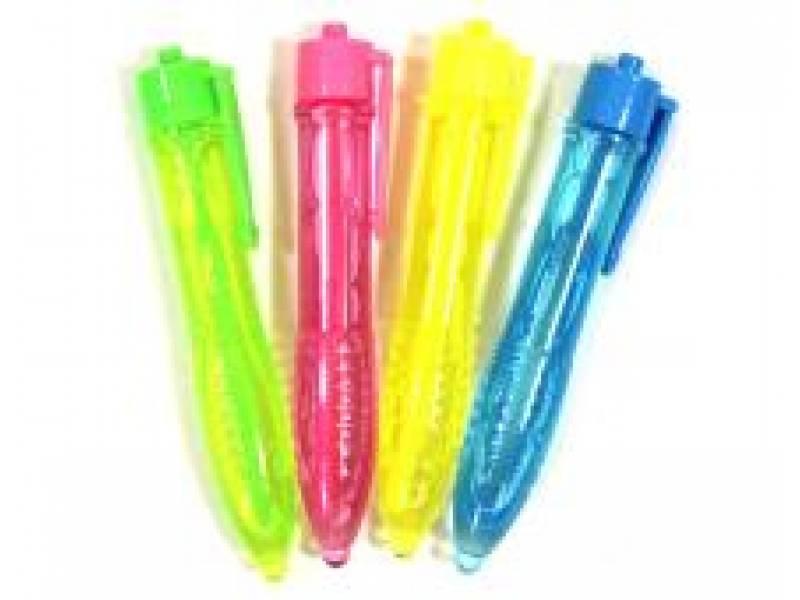 Бульбашки мильні LK ручка 12см
