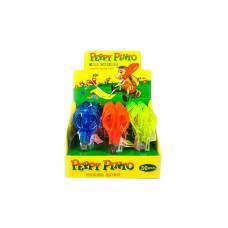 Ножиці дитячі Peppy Pinto 135мм з пластиковими тонованими ручками