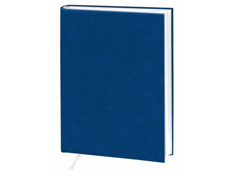 Діловий щоденник Поліграфіст А5 В241 баладек ARIANE, синій лінія