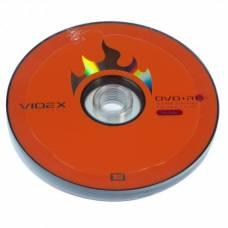 Диск DVD+R Videx 8.5Gb bulk 50 8x DL (двошаровий)