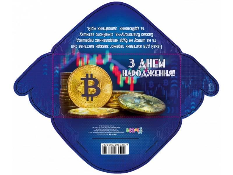 Аксесуари подарункові конверт для грошей ЛВ-01-382 З Днем Народження! (за 10шт) жіночий