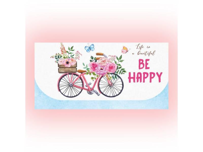 Аксесуари подарункові конверт для грошей ЛВ-01-331 З Днем Народження! (за 10шт) жіночий