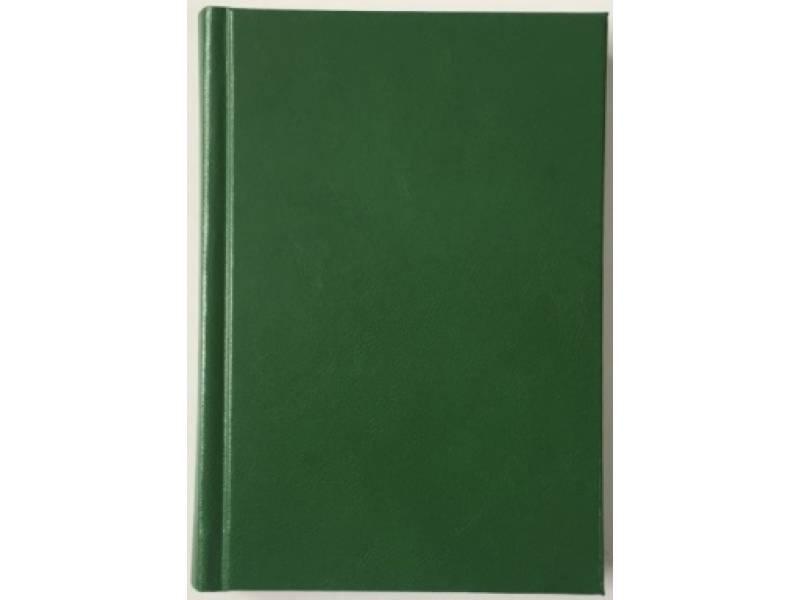 Діловий щоденник Поліграфіст А6 В243 баладек MARANO, зелений лінія