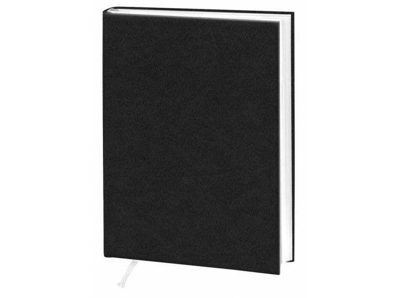 Діловий щоденник Поліграфіст А5 В231 баладек ARIANE, чорний клітинка
