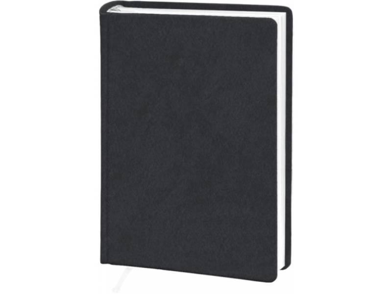 Діловий щоденник Поліграфіст А6 В237 баладек ARIANE, чорний клітинка