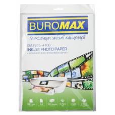 Фотопапір BUROMAX, матовий 180g, A4*100 (УПАК)