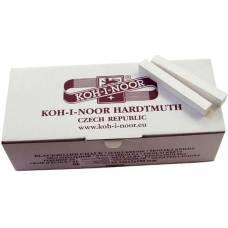 Крейда біла Koh-I-Noor квадратна 100шт.