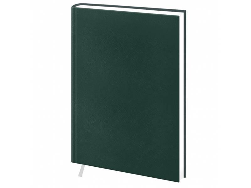 Діловий щоденник Поліграфіст А6 В237 баладек MARANO, зелений клітинка