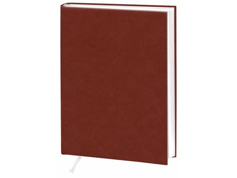 Діловий щоденник Поліграфіст А5 В232 баладек ARIANE, коричневий лінія