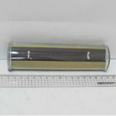Футляр для ручки VL пластиковий циліндр, золото