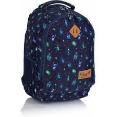 Рюкзак LK м`який анатомічна спинка California M NEW YORK CITI 42*29*15 см