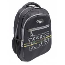 Рюкзак LK м`який анатомічна спинка California M NYC 42*29*15 см