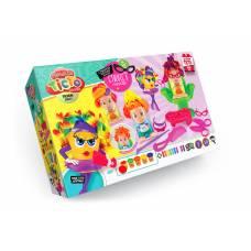 пластилінове тісто Danko Toys MASTER DO СТИЛІСТ-ПЕРУКАР