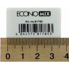 Гумка для олівця Economix (олівець) біла