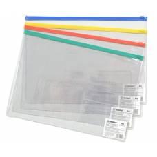 Папка пластикова на блискавці Norma A4