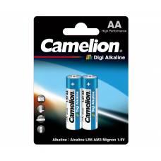 Елемент живлення alkaline Camelion DIGI LR06 (1*2)