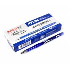 Ручка гелева LK Пиши-Витирай HY-1086 0.5 мм. синя